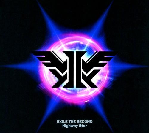 【新品】Highway Star(初回生産限定盤)(CD+3ブルーレイ)/EXILE THE SECOND