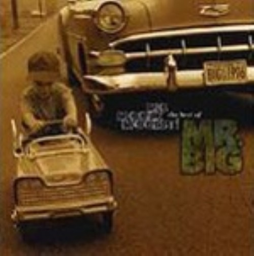 【中古】BIG BIGGER BIGGEST!/MR.BIG