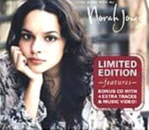 【中古】COME AWAY WITH ME (2CD/LTD)/NORAH JONES