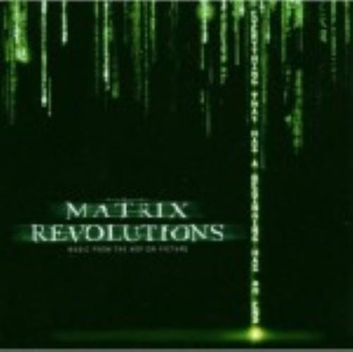 【中古】MATRIX REVOLUTION/SOUNDTRACK