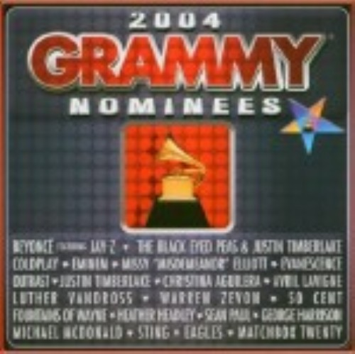 【中古】2004 GRAMMY NOMINEES/VARIOUS ARTIST
