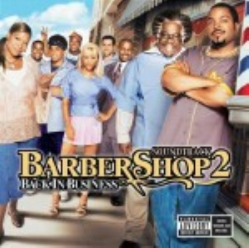 【中古】BARBERSHOP 2:BACK IN BUSINESS/SOUNDTRACK