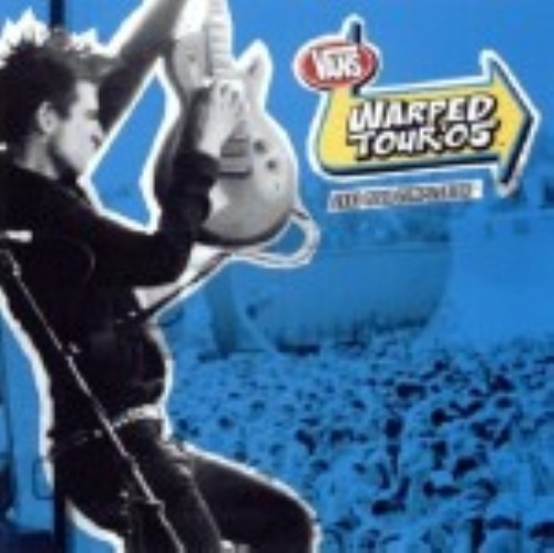 【中古】2005 WARPED TOUR COMPILATION/VARIOUS ARTIST