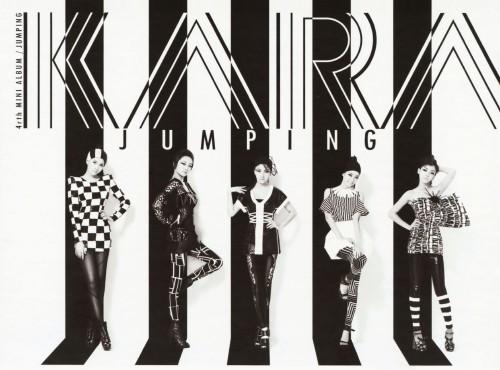 【中古】4TH MINI ALBUM:JUMPING/KARA