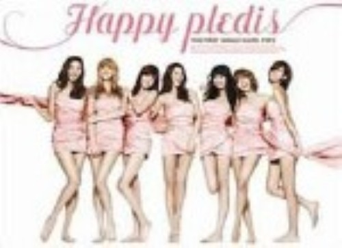 【中古】1ST SINGLE (AFTER SCHOOL VERSION)/HAPPY PLEDIS