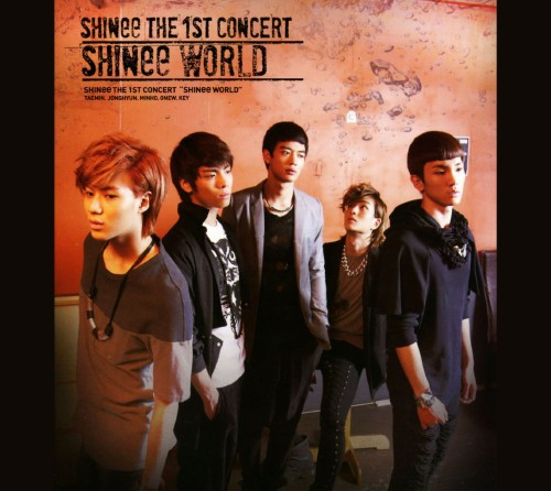 【中古】1ST CONCERT:SHINEE WORLD (2CD)/SHINee
