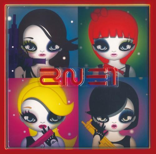 【中古】2ndミニ・アルバム/2NE1
