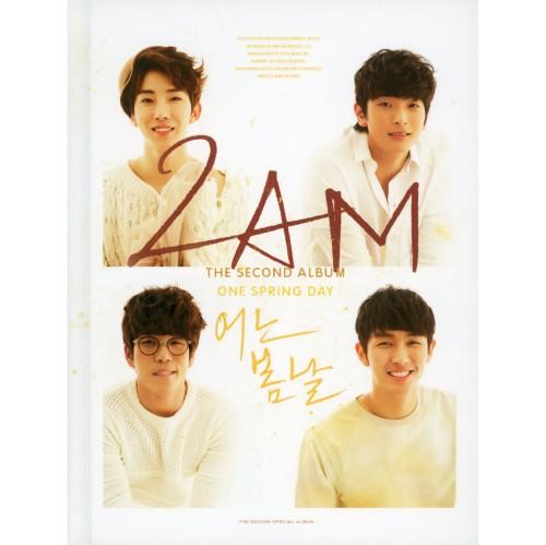 【中古】2ND ALBUM : ONE SPRING DAY/2AM