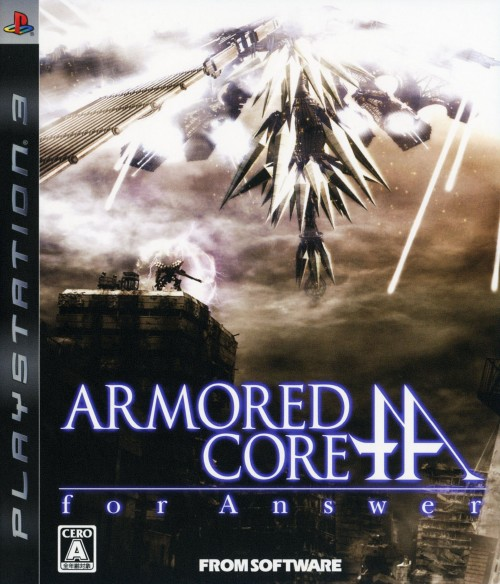 【中古】ARMORED CORE for Answer