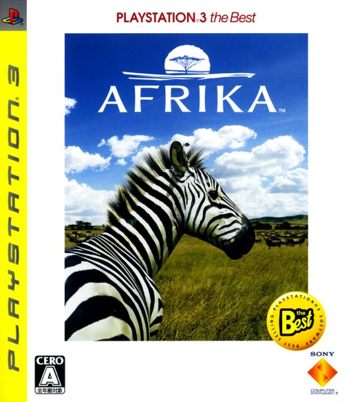 【中古】AFRIKA PlayStation3 the Best
