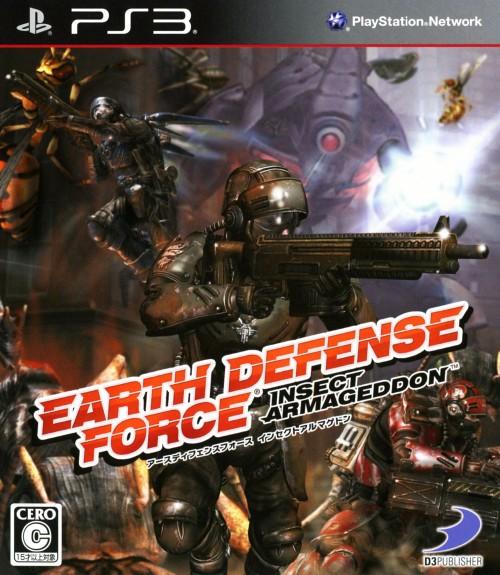 【中古】EARTH DEFENSE FORCE:INSECT ARMAGEDDON