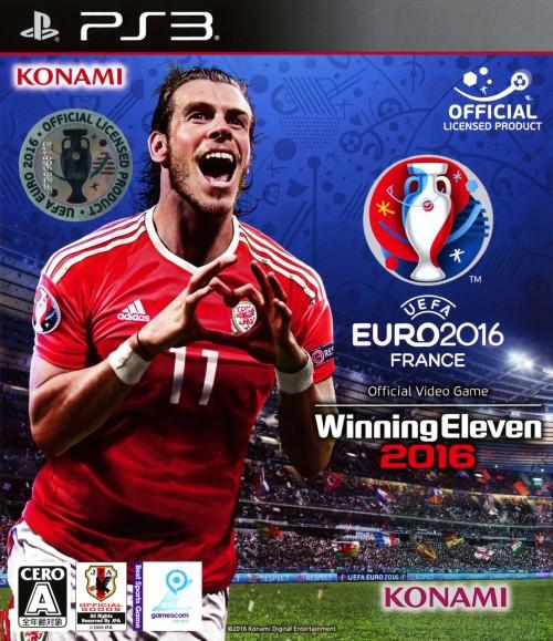 【中古】UEFA EURO 2016 / ウイニングイレブン 2016