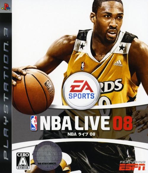 【中古】NBAライブ08