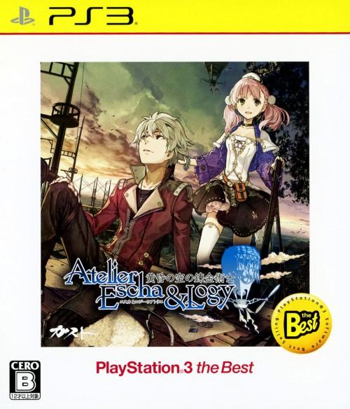 【中古】エスカ&ロジーのアトリエ 〜黄昏の空の錬金術士〜 PlayStation3 the Best