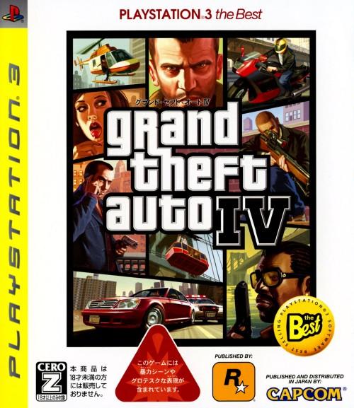 【中古】【18歳以上対象】グランド・セフト・オート4 PlayStation3 the Best