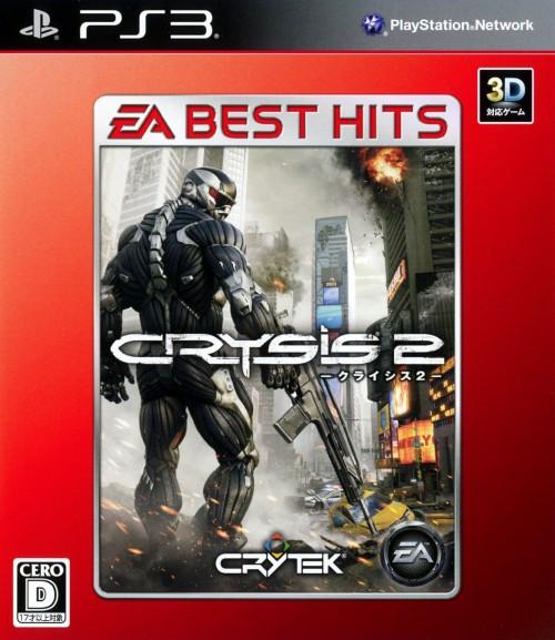 【中古】クライシス2 EA BEST HITS
