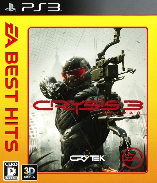【中古】クライシス3 EA BEST HITS