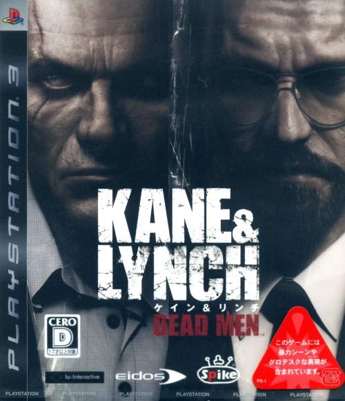 【中古】KANE&LYNCH:DEAD MEN