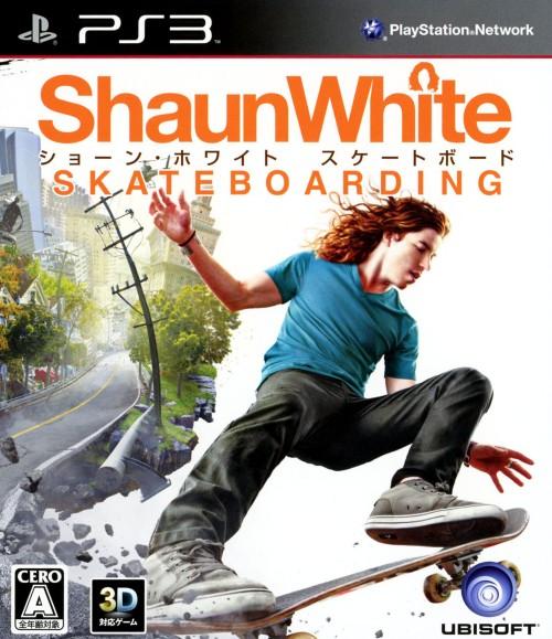 【中古】ショーン・ホワイト スケートボード