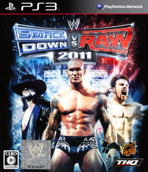 【中古】WWE SmackDown vs Raw 2011