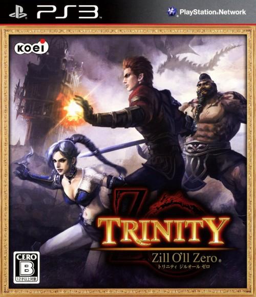 【中古】TRINITY Zill O'll Zero