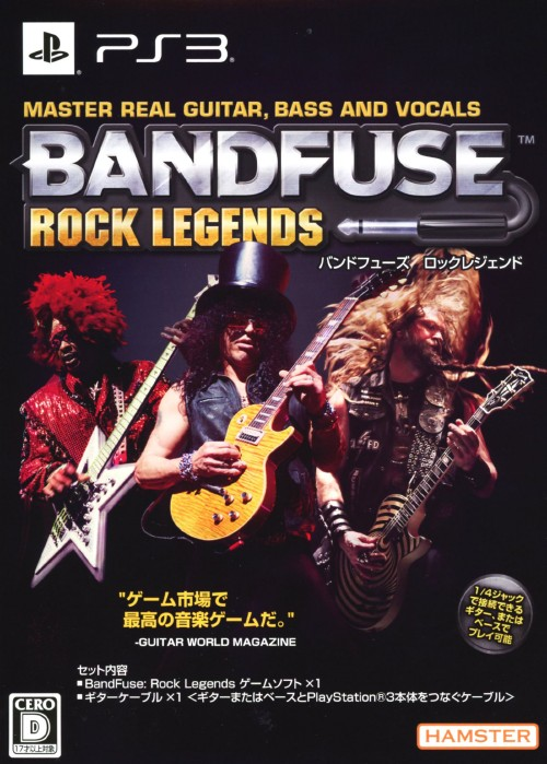 【中古】BandFuse: Rock Legends