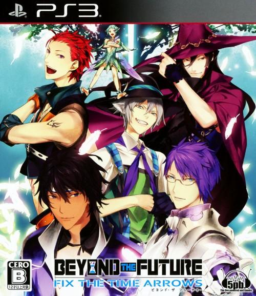【中古】BEYOND THE FUTURE −FIX THE TIME ARROWS−