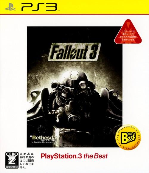 【中古】【18歳以上対象】Fallout3 PlayStation3 the Best