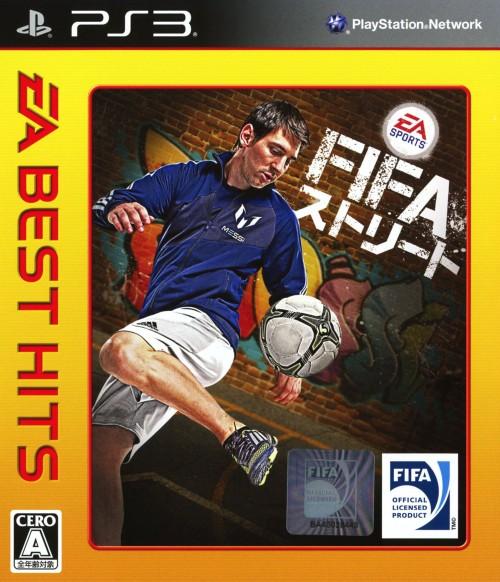 【中古】FIFA ストリート EA BEST HITS
