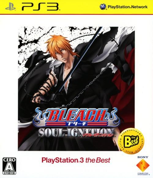 【中古】BLEACH ソウル・イグニッション PlayStation3 the Best