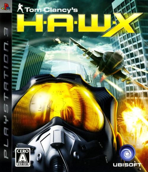 【中古】H.A.W.X(ホークス)