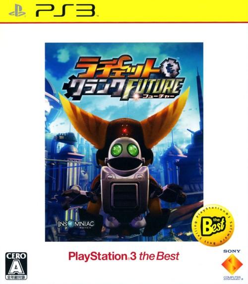 【中古】ラチェット&クランク FUTURE PlayStation3 the Best