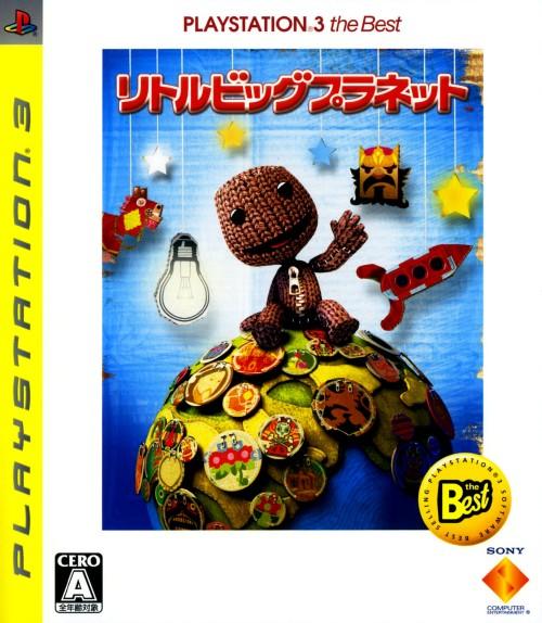 【中古】リトルビッグプラネット PlayStation3 the Best