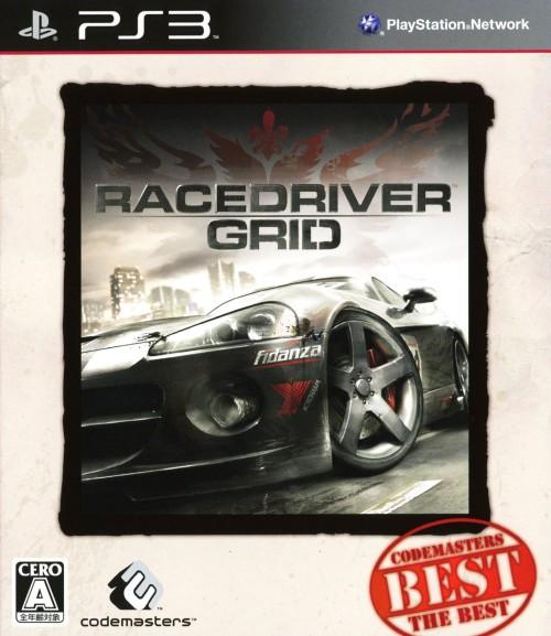 【中古】RACE DRIVER GRID Codemasters THE BEST
