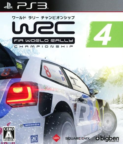 【中古】WRC4 −FIA World Rally Championship−