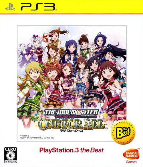 【中古】アイドルマスター ワンフォーオール PlayStation3 the Best