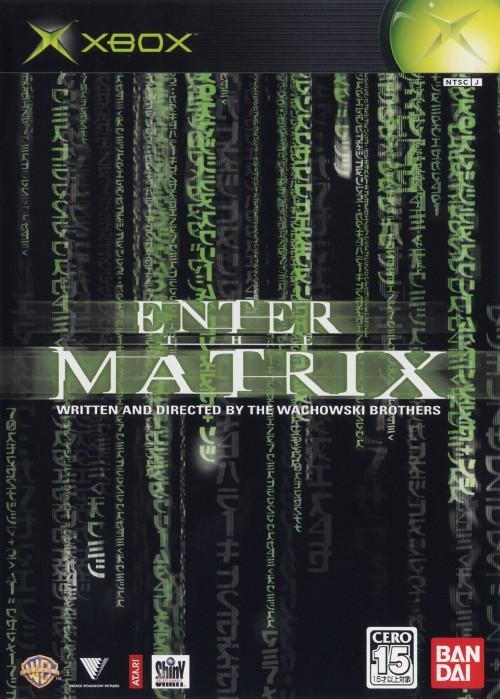 【中古】ENTER THE MATRIX