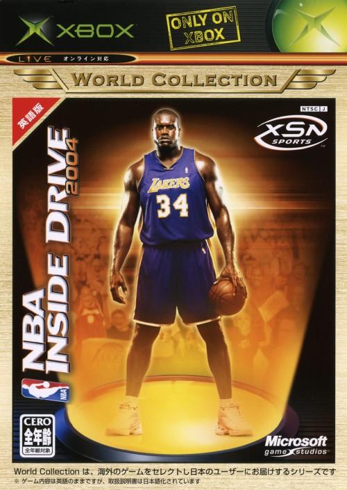 【中古】NBA Inside Drive 2004 ワールドコレクション