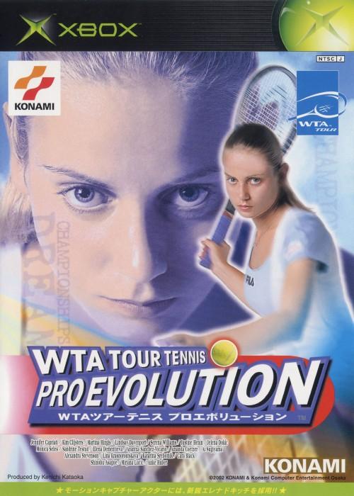 【中古】WTAツアーテニス プロエボリューション