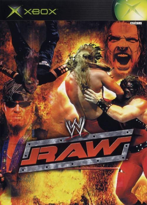 【中古】WWE RAW
