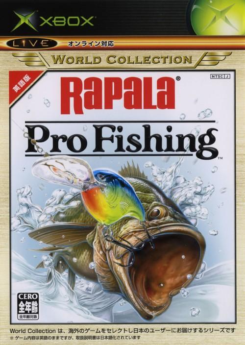 【中古】Rapala Pro Fishing ワールドコレクション