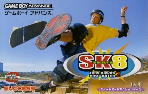 【中古】SK8(スケート) トニー・ホーク プロ スケーター2
