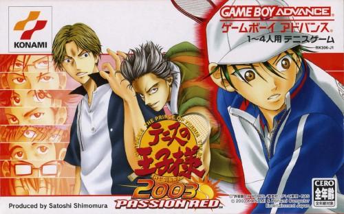【中古】テニスの王子様 2003 PASSIONRED