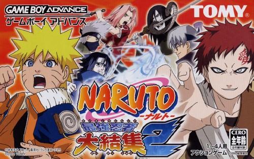 【中古】NARUTO−ナルト− 最強忍者大結集2