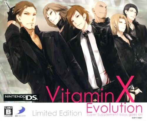 【中古】VitaminX Evolution LIMITED EDITION (限定版)