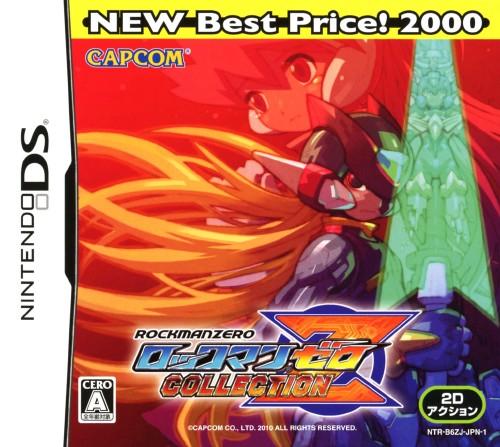 【中古】ロックマン ゼロ コレクション NEW Best Price! 2000