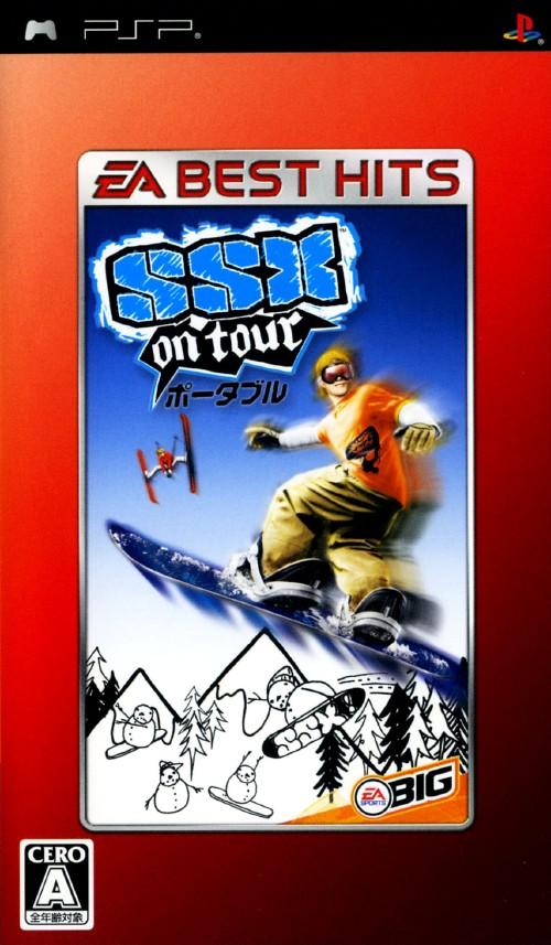 【中古】SSX On Tour ポータブル EA BEST HITS