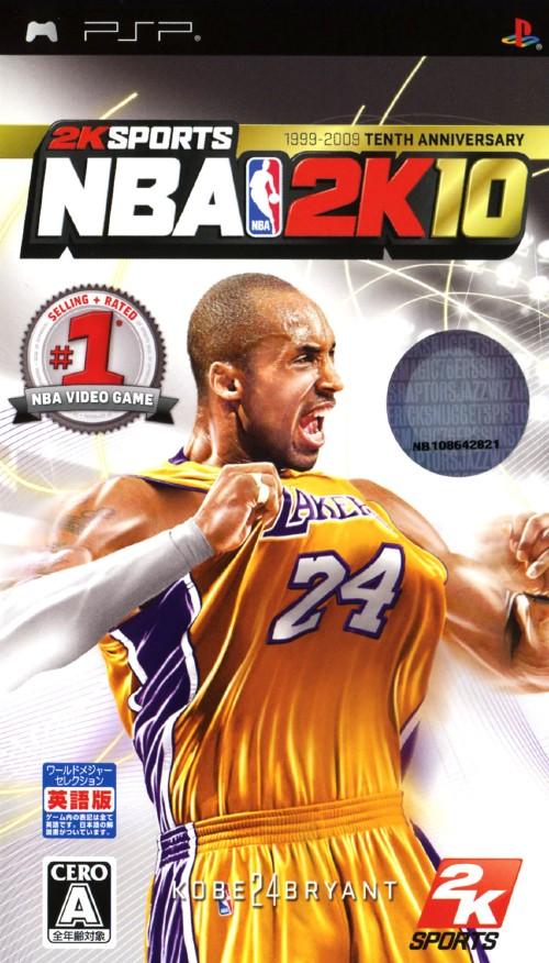 【中古】NBA 2K10