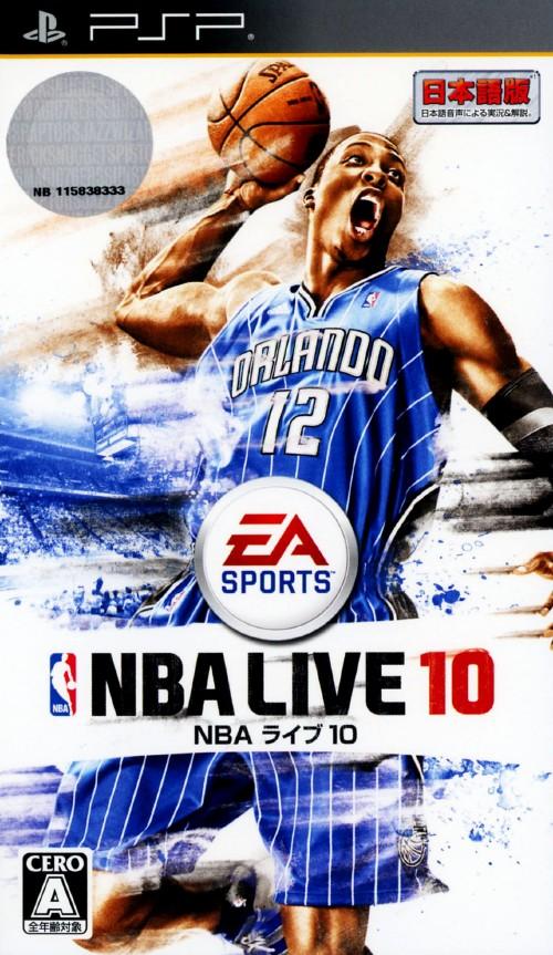 【中古】NBAライブ10