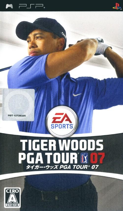 【中古】タイガー・ウッズ PGA TOUR 07